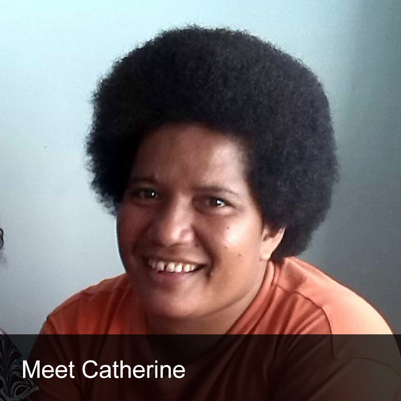 Catherine-Igua