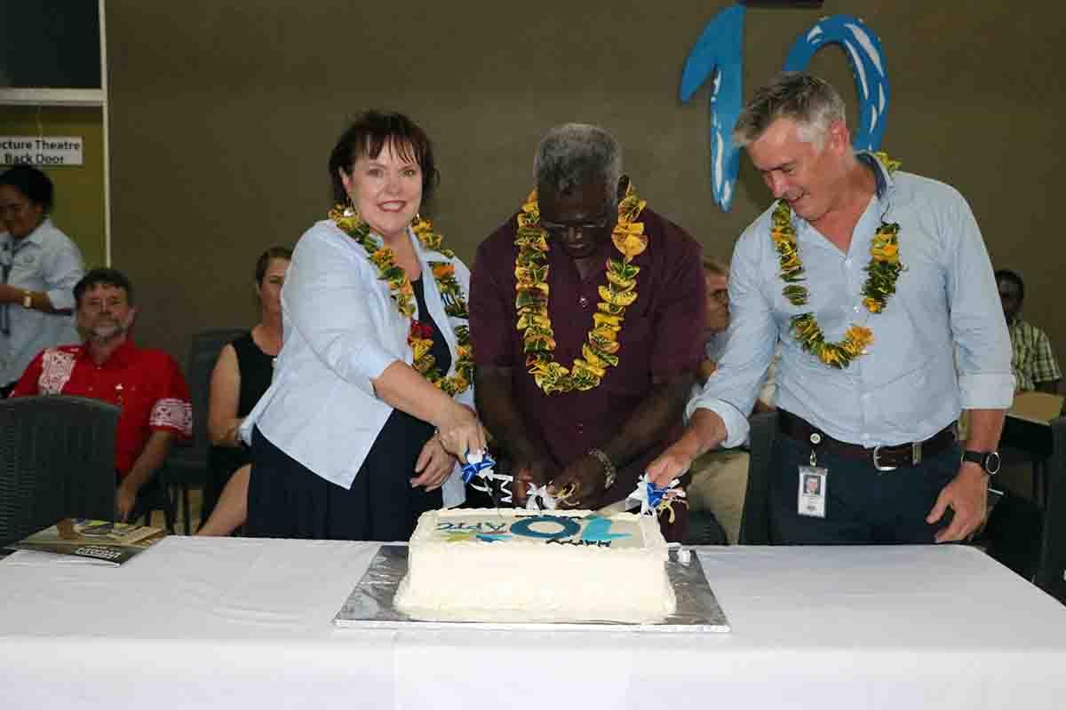 10-year anniversary celebrations Solis