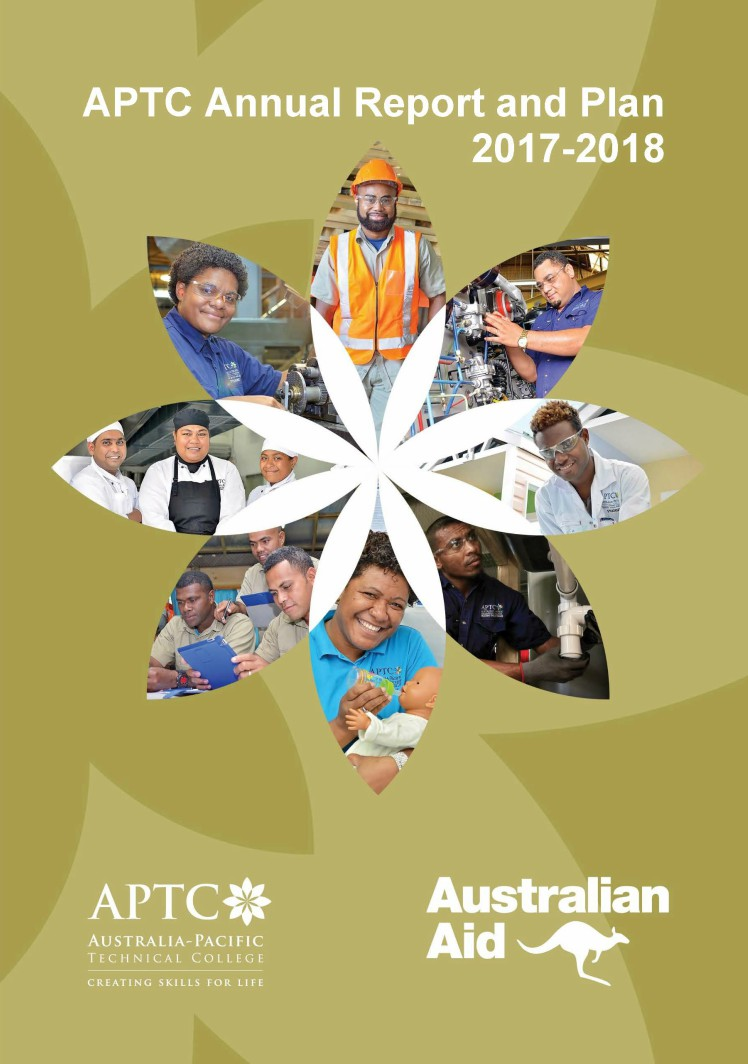 APTC Annual Report 2017-2018