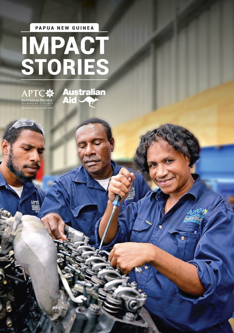 APTC PNG - Impact Stories
