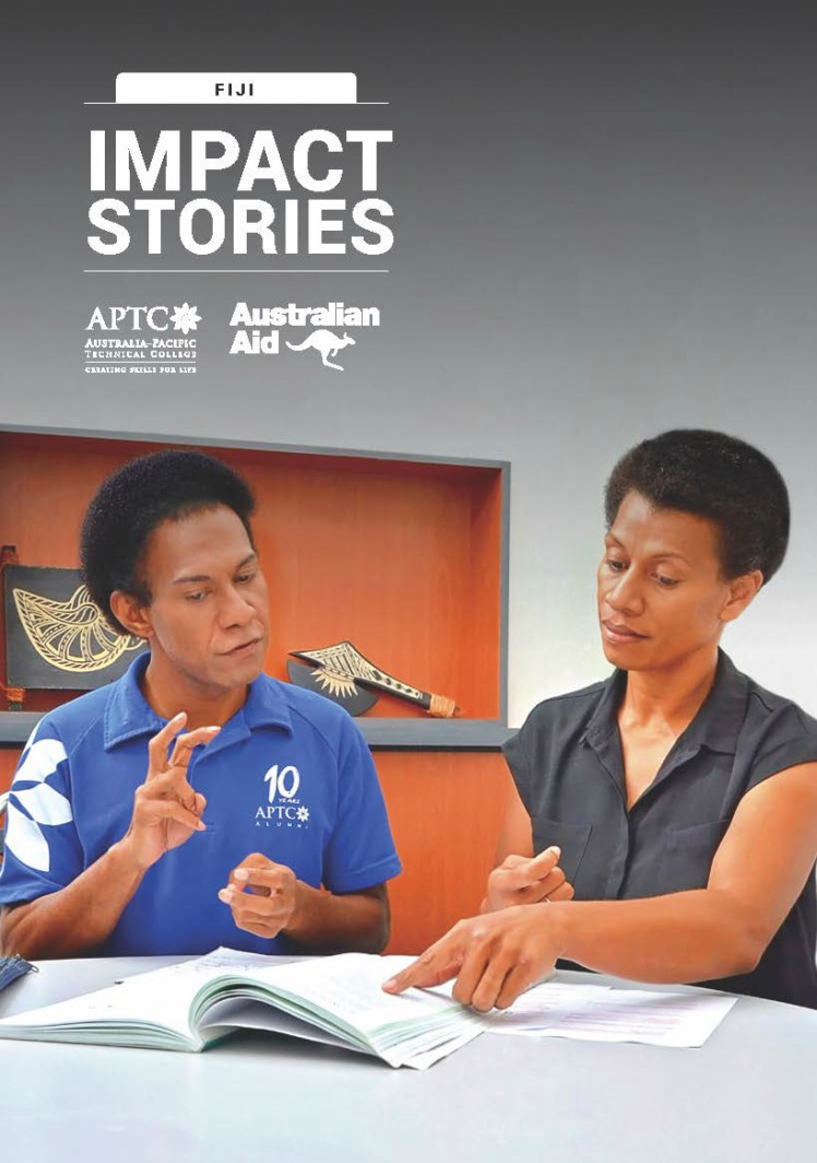 APTC Fiji - Impact Stories