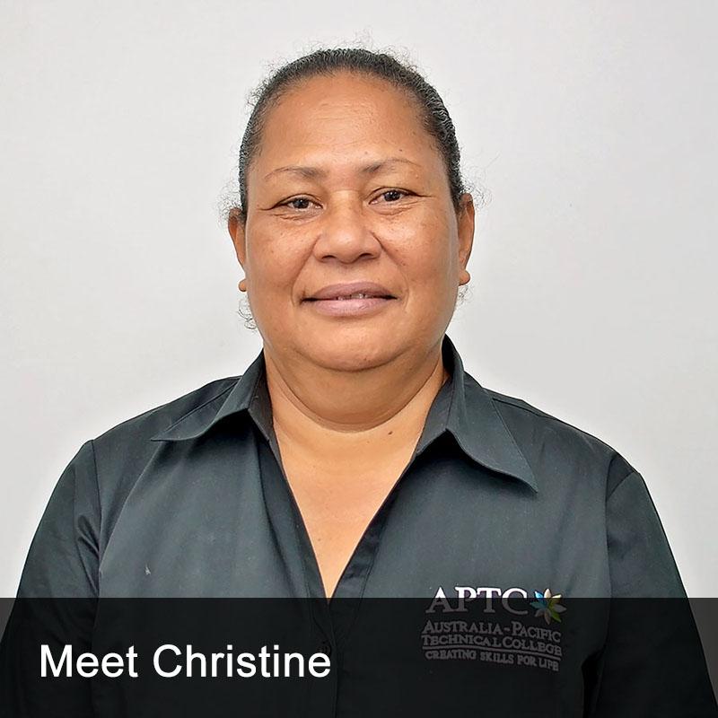 Christine Vai