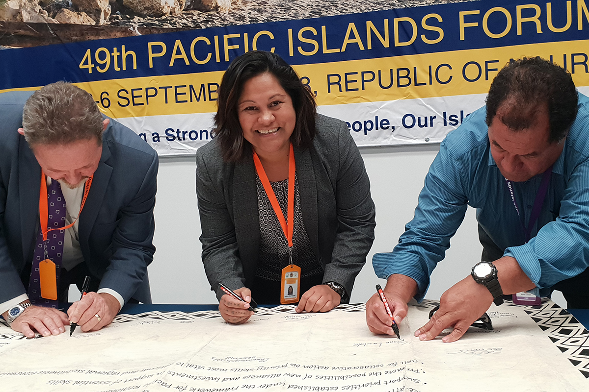 Pacific Skills Partnership