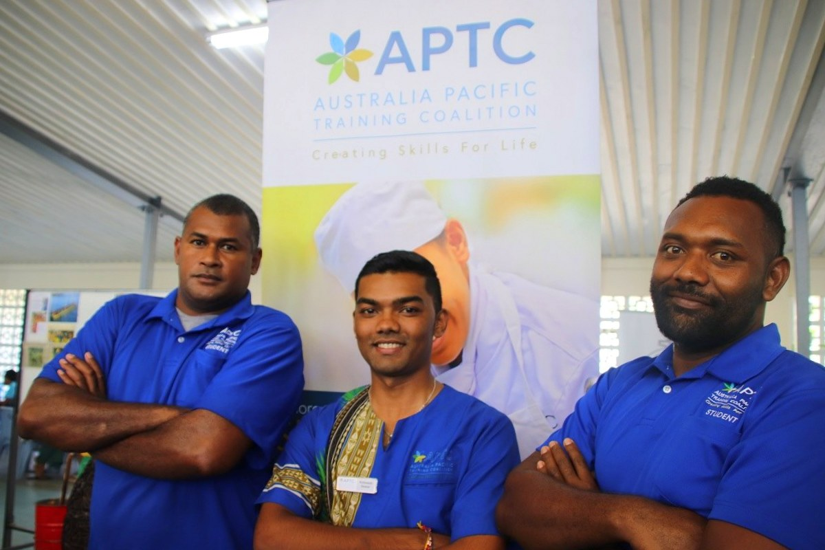 Anti-Corruption Partnership to Skill the Pacific's Future Workforce
