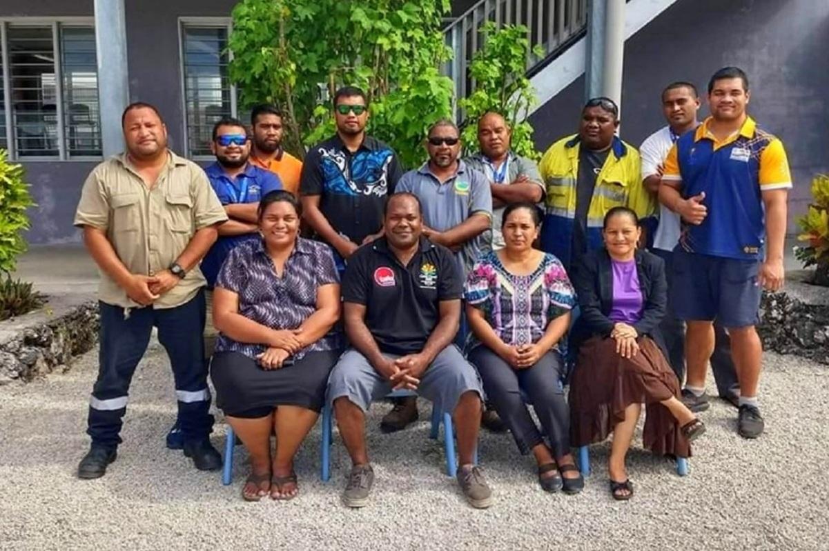 Nauruans advance International Skills Training with APTC