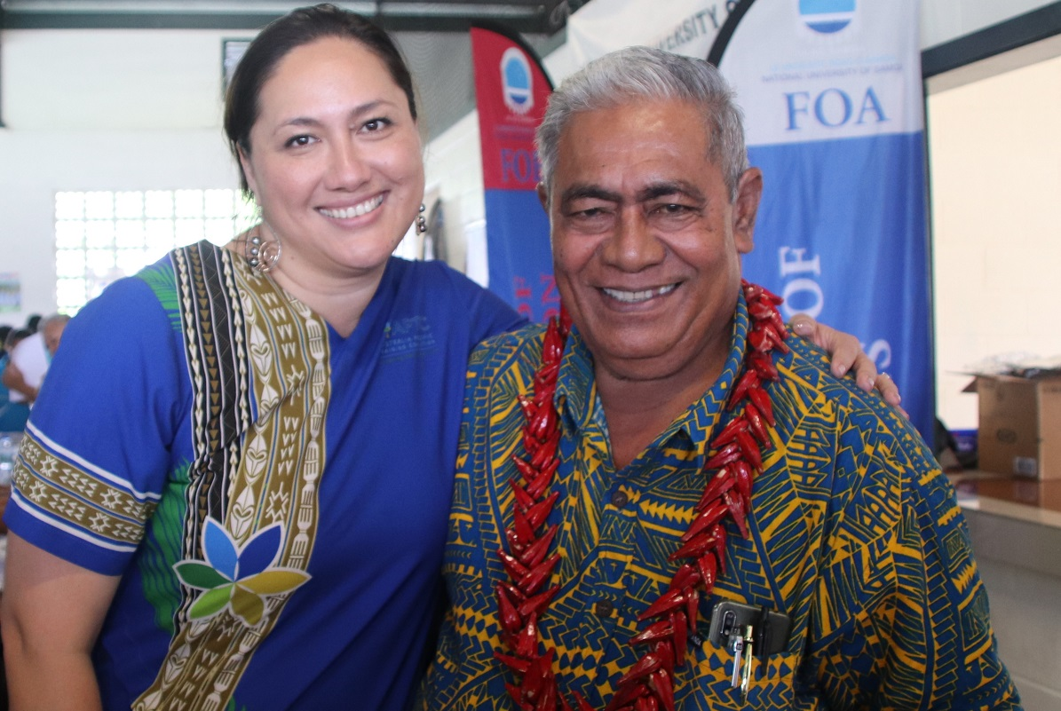 Samoa TVET providers and APTC collaborate for quality training delivery