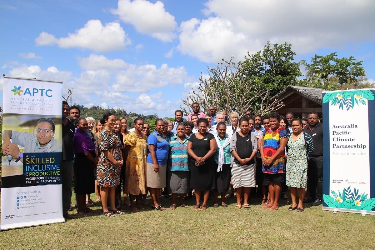 Working towards a resilient workforce in Vanuatu