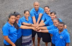 Providing Australian-standard Technical Vocational Education and Training in the Pacific
